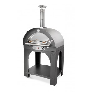 Gaz Pulcinella oven with stainless steel 304 roof