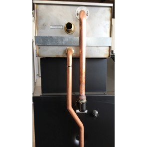 cassetta di alimentazione per termocamini Clementi CLE 80 CLE 100