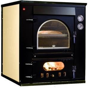 Forni a legna a cottura indiretta da incasso forni clementi - Migliore marca forno da incasso ...