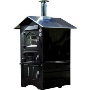 Forni a legna a cottura indiretta da esterno forni clementi - Forni elettrici da esterno ...