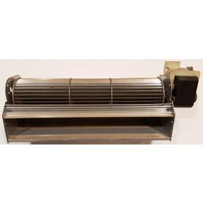 ventilatore tangenziale stufe pellet aria Clementi Unica Avant Slim
