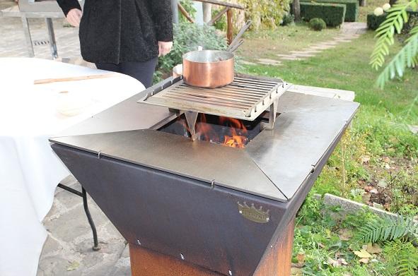 doppia cottura su barbecue gringo